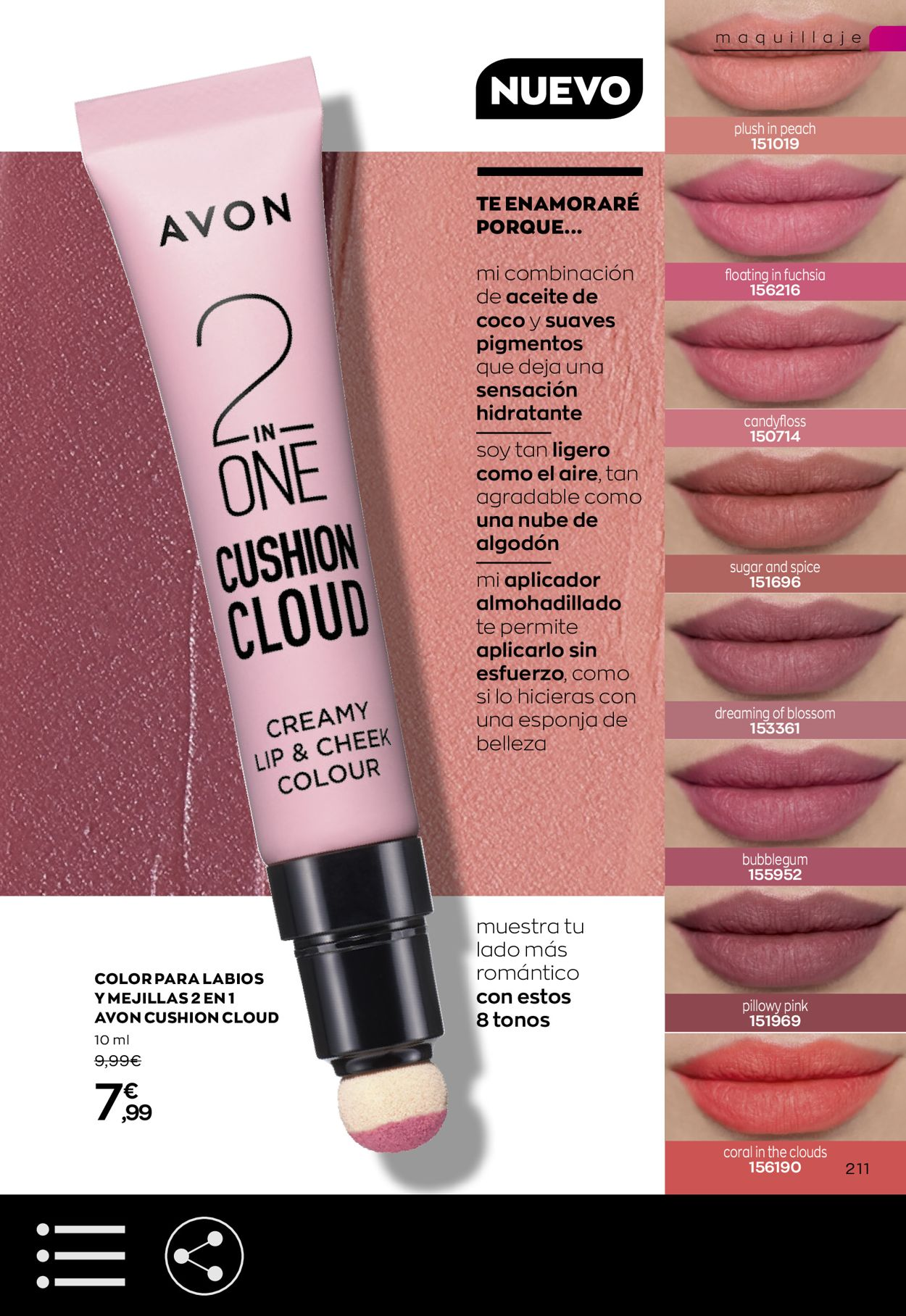 Avon Folleto - 03.10-29.10.2020 (Página 211)