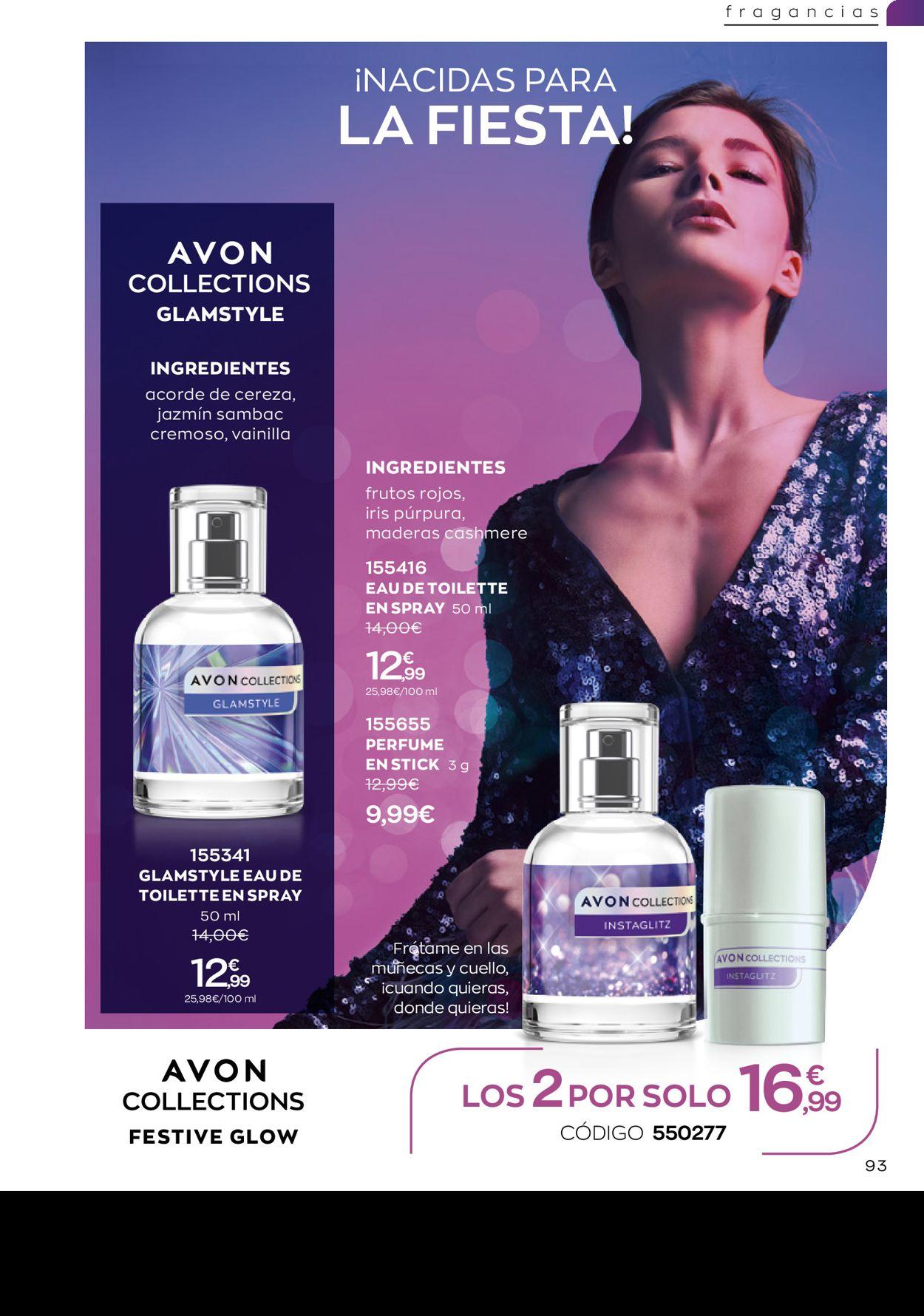 Avon Folleto - 01.03-31.03.2021 (Página 93)