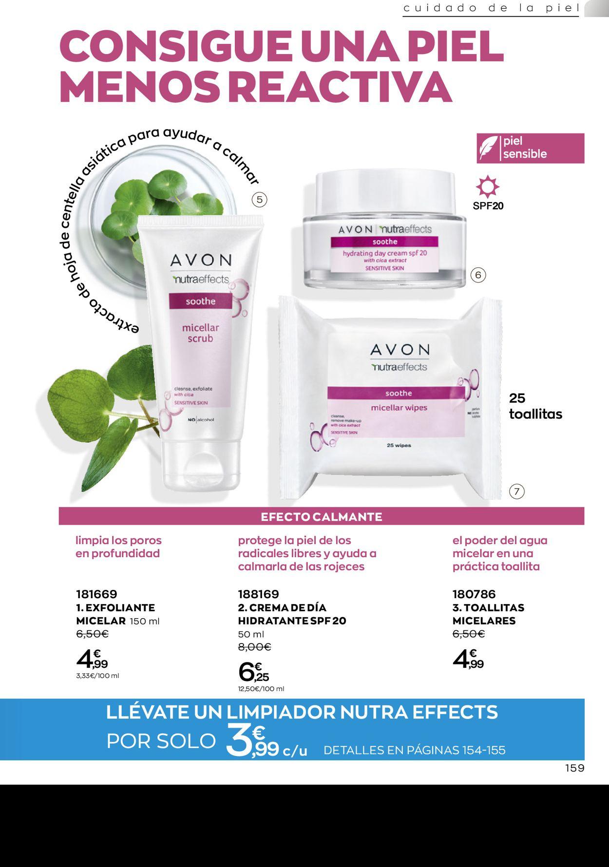 Avon Folleto - 01.03-31.03.2021 (Página 159)