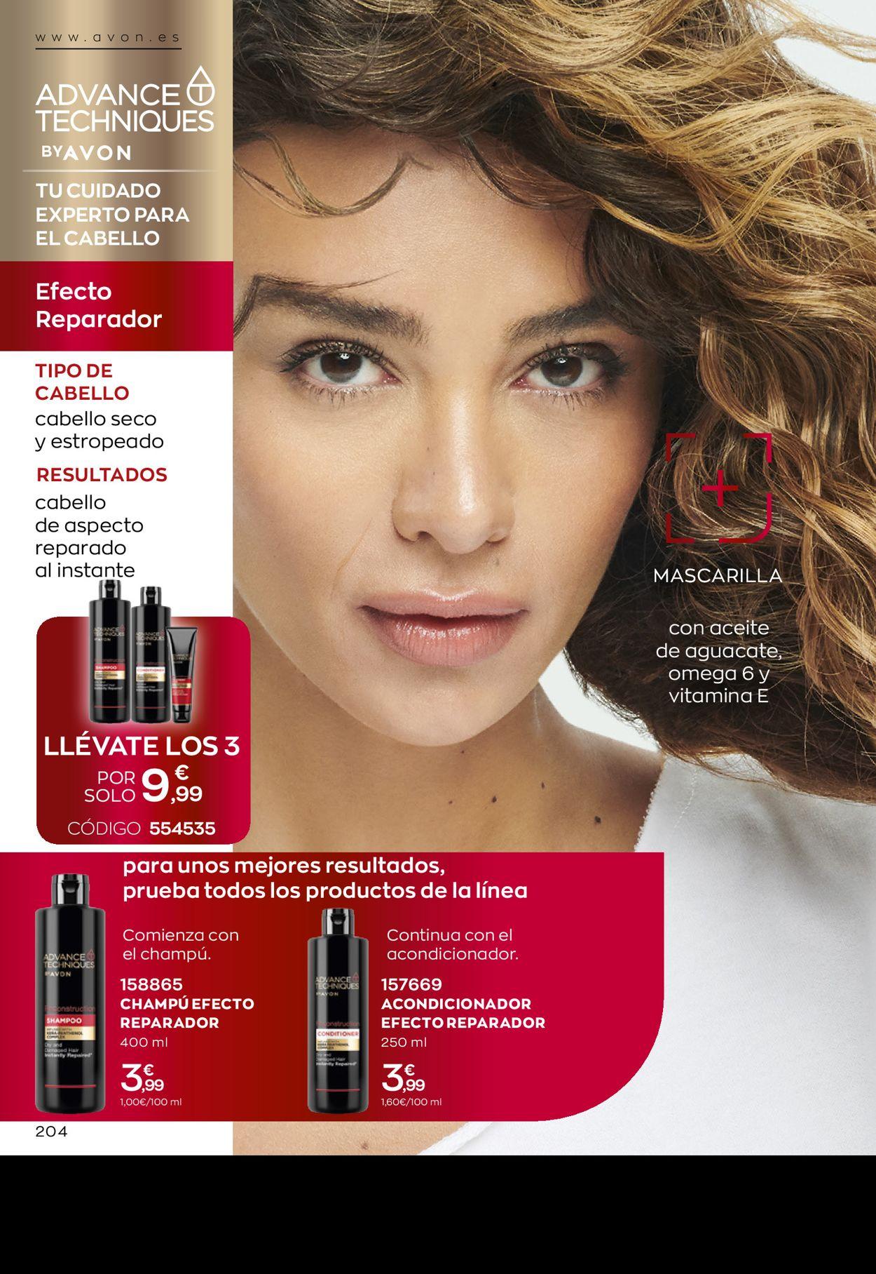 Avon Folleto - 01.03-31.03.2021 (Página 204)