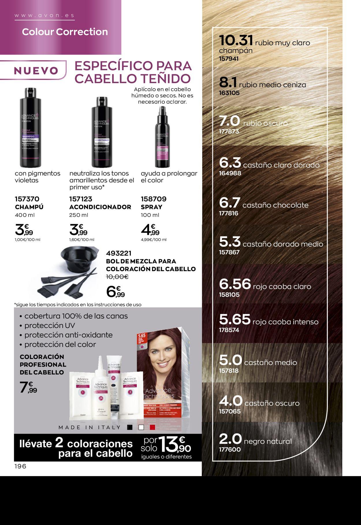 Avon Folleto - 01.04-30.04.2021 (Página 196)