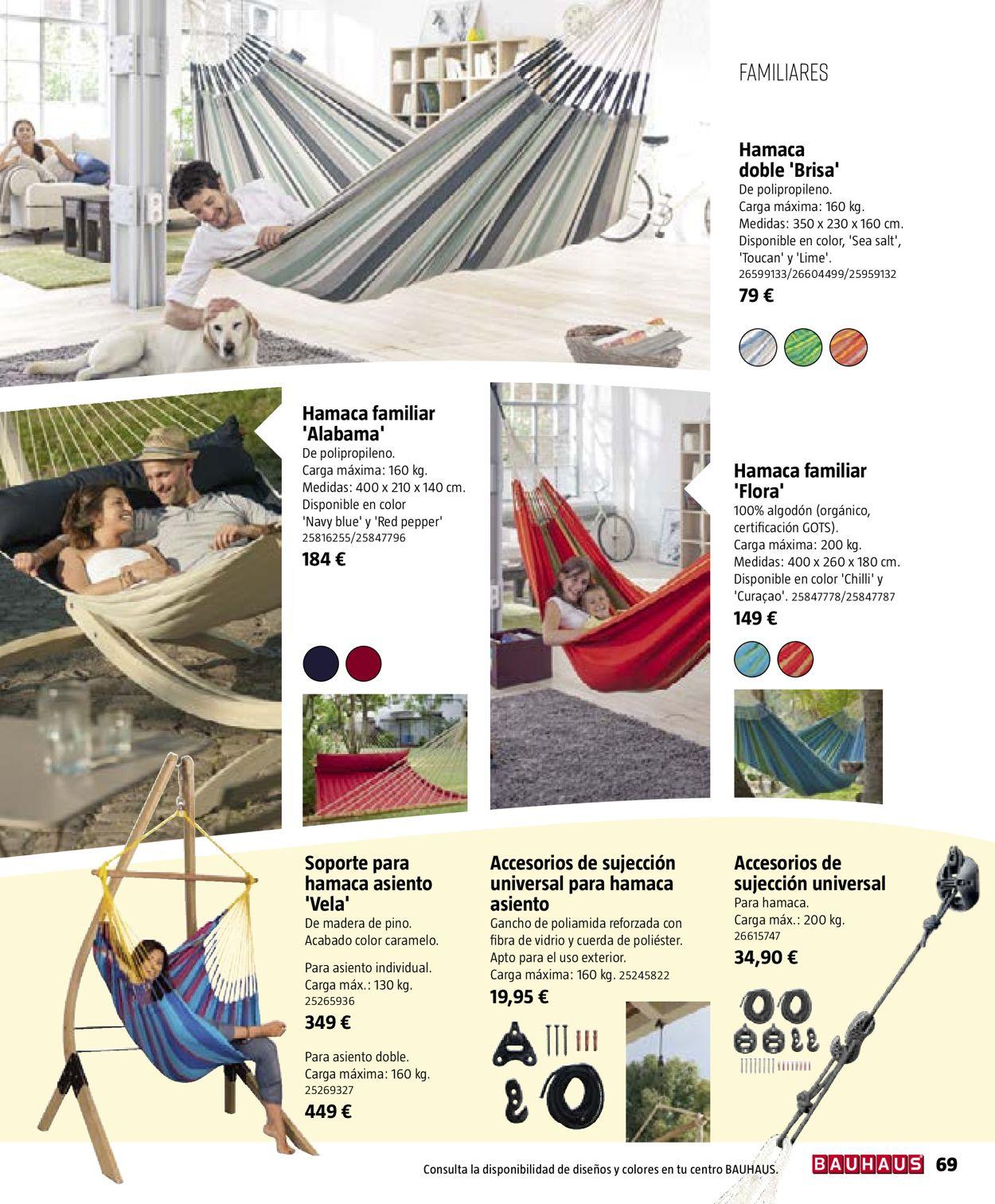 Bauhaus Folleto - 04.03-31.07.2019 (Página 69)