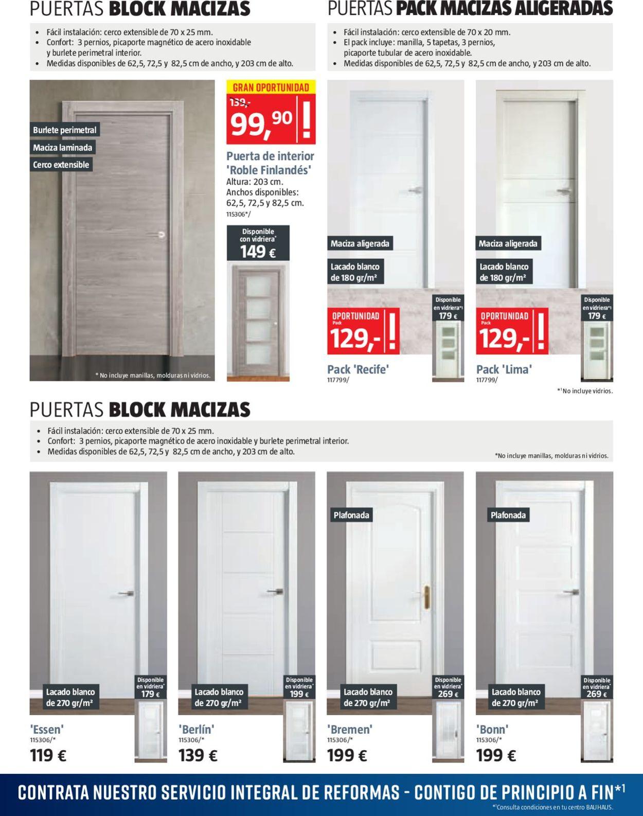Bauhaus Folleto - 07.06-27.06.2019 (Página 28)