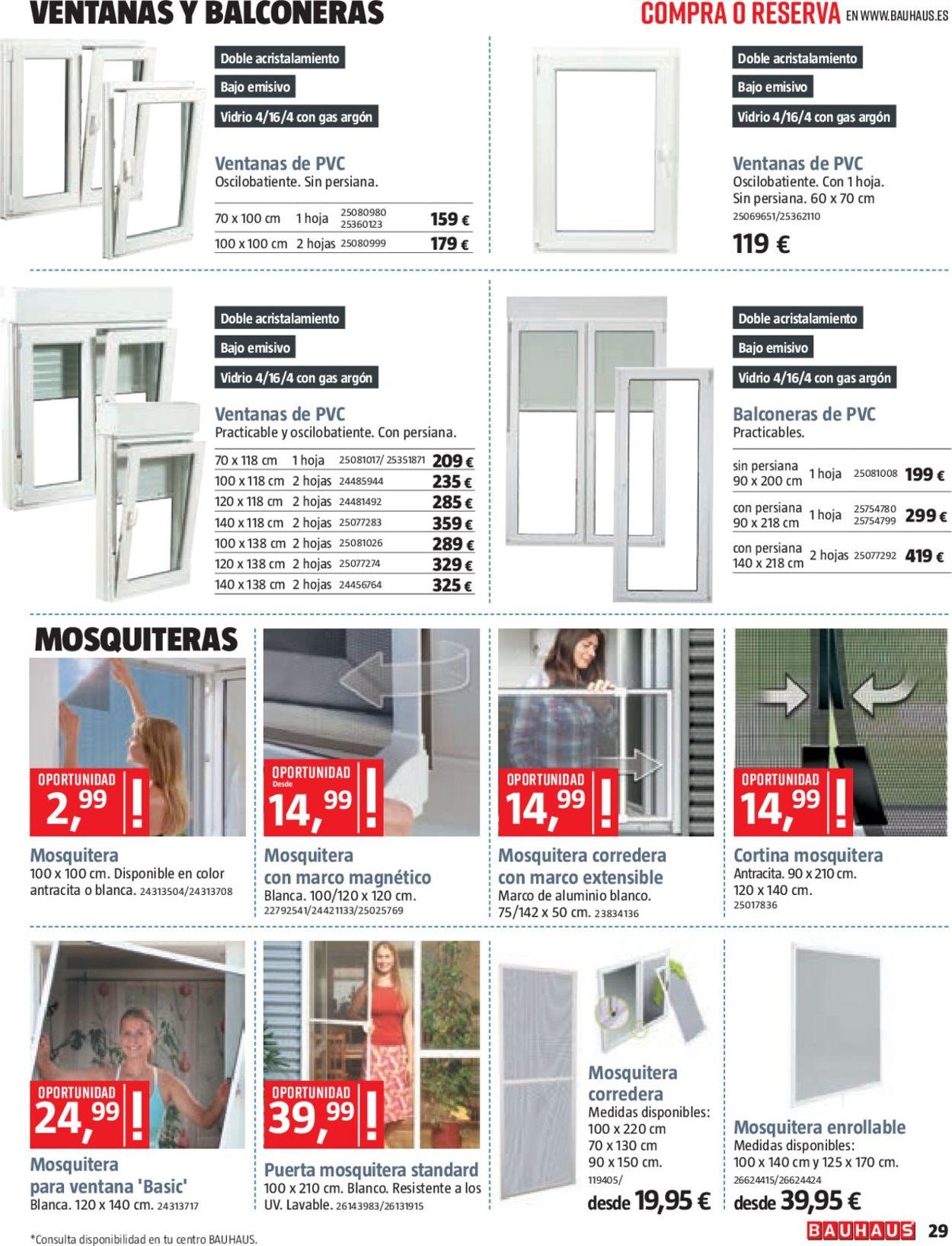 Bauhaus Folleto - 07.06-27.06.2019 (Página 29)