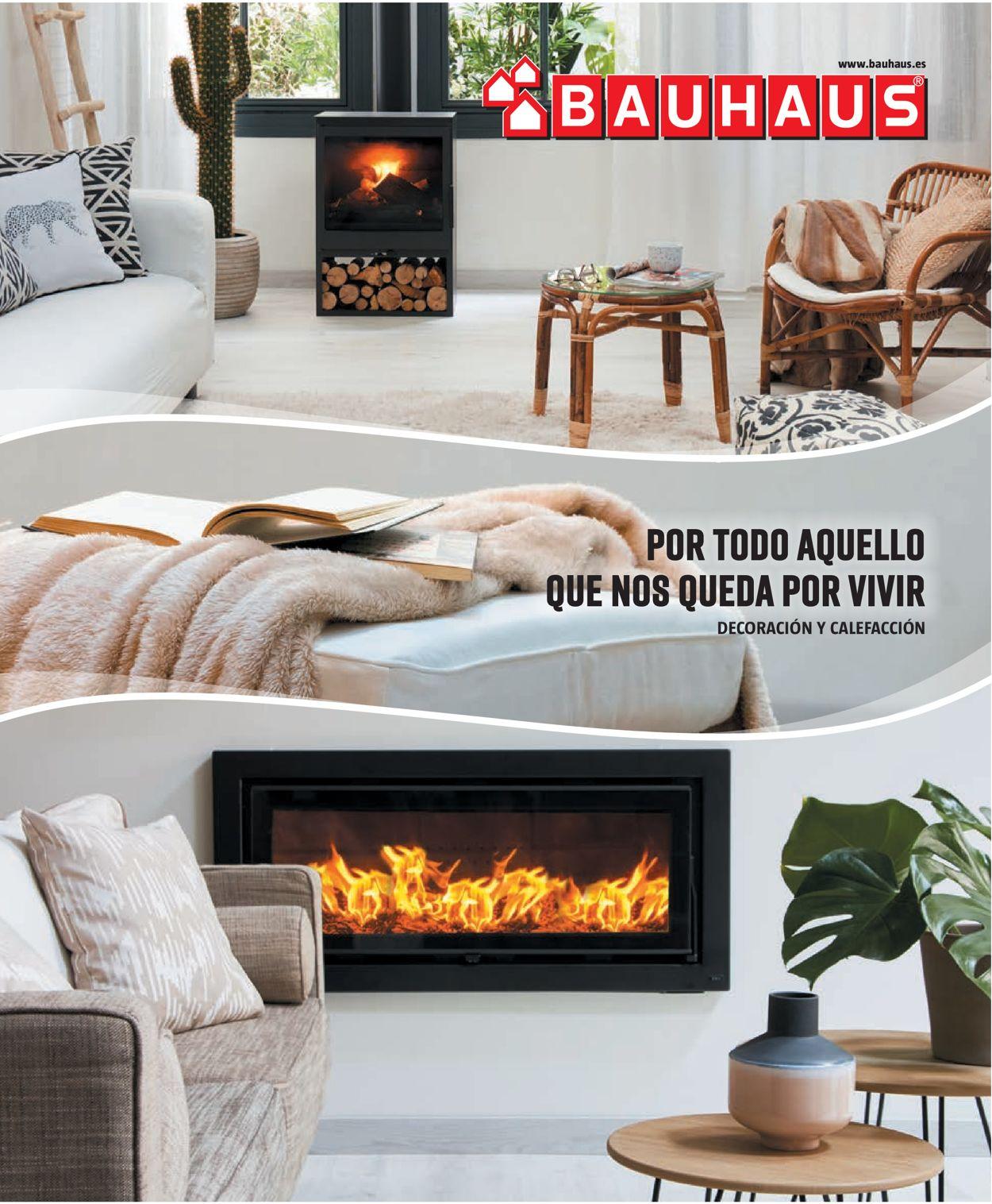 Bauhaus Folleto - 11.10-29.10.2019