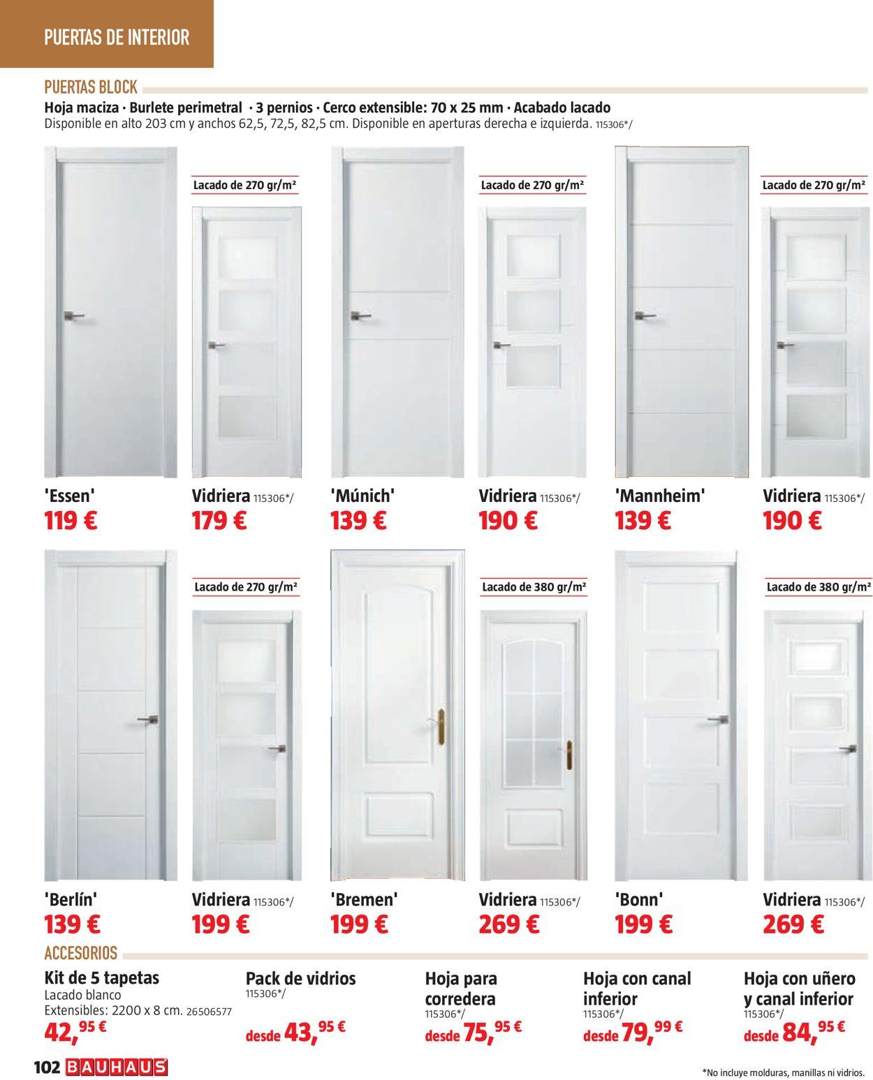 Bauhaus Folleto - 28.02-17.03.2020 (Página 102)