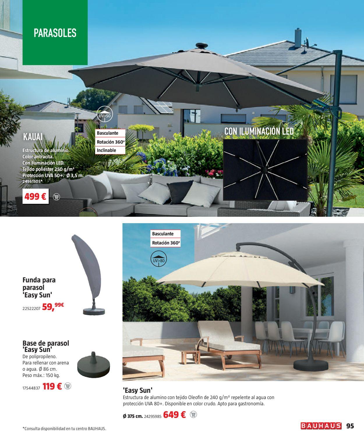 Bauhaus Folleto - 09.03-09.04.2020 (Página 95)