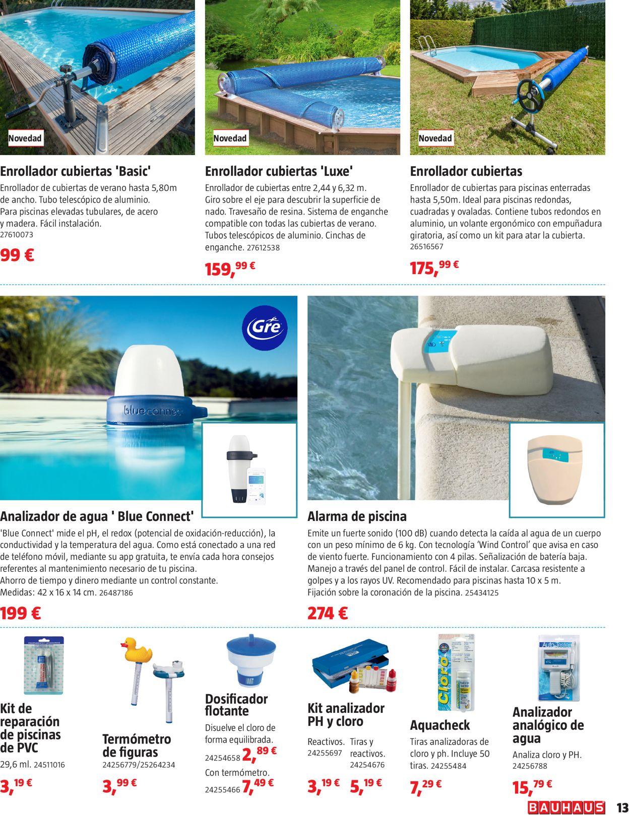 Bauhaus Folleto - 27.04-31.07.2020 (Página 13)