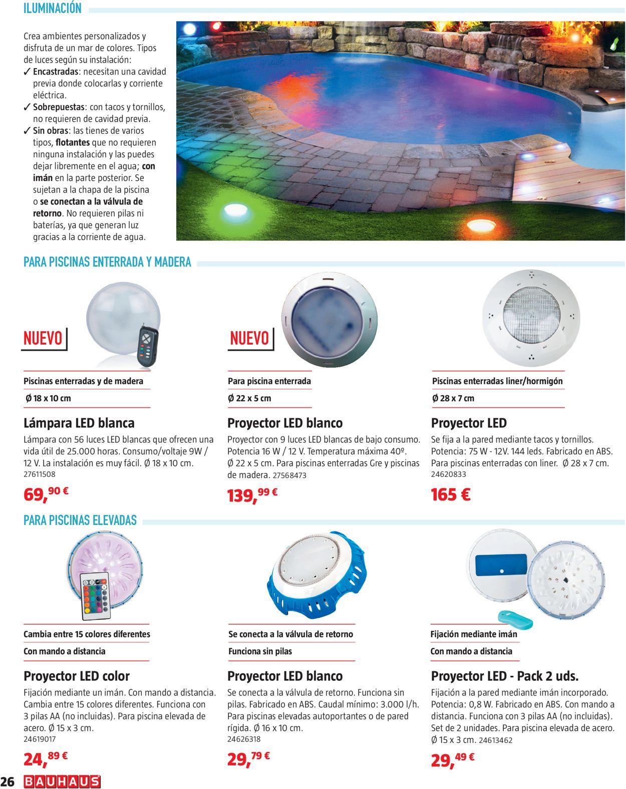 Bauhaus Folleto - 27.04-31.07.2020 (Página 26)