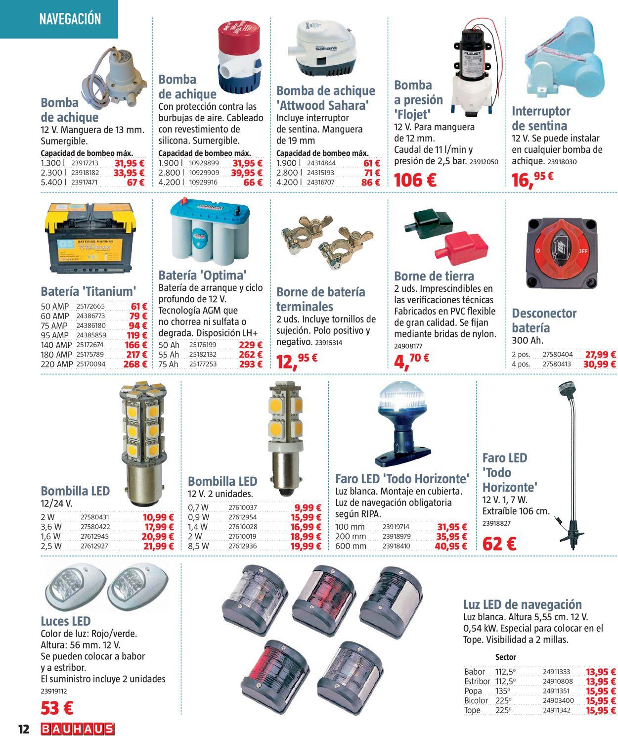 Bauhaus Folleto - 05.06-01.11.2020 (Página 12)