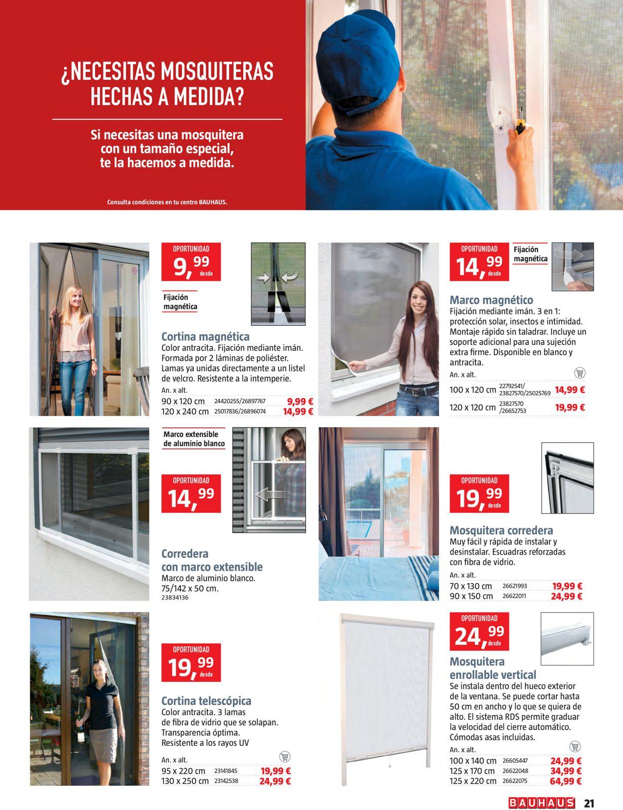 Bauhaus Folleto - 19.06-02.07.2020 (Página 21)