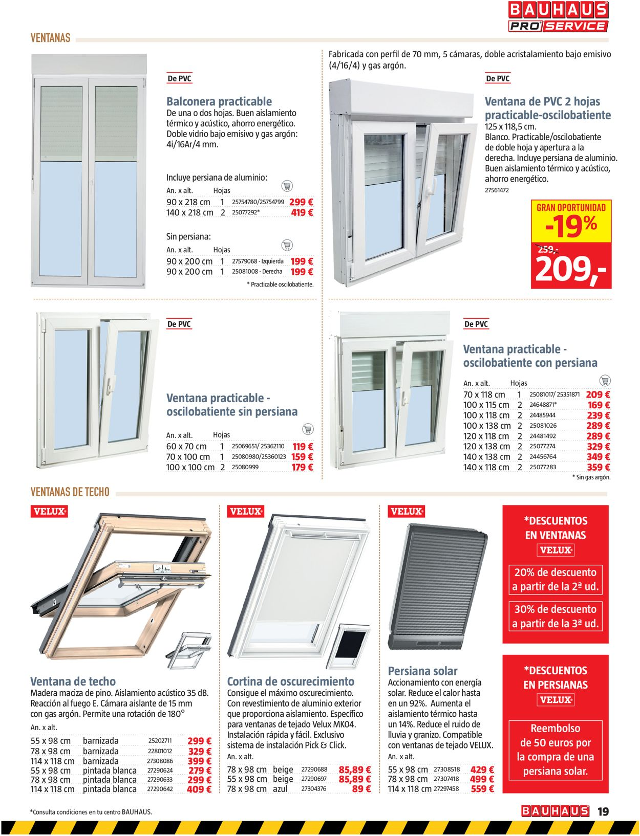 Bauhaus Folleto - 17.07-30.07.2020 (Página 19)