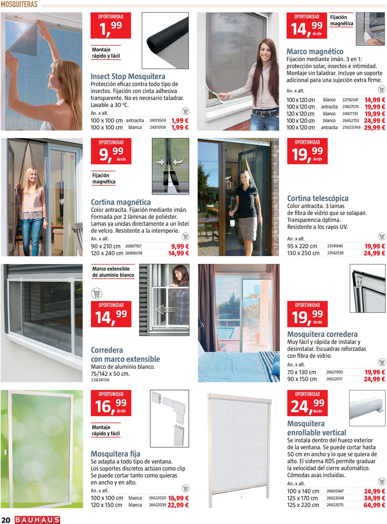 Bauhaus Folleto - 17.07-30.07.2020 (Página 20)