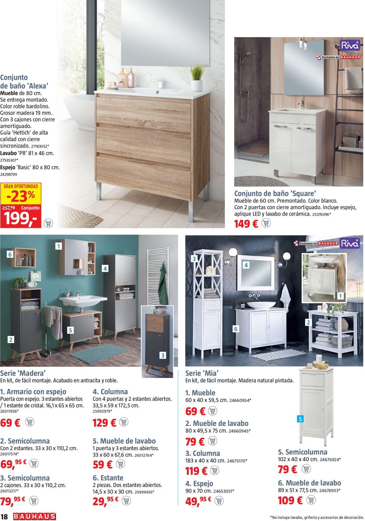 Bauhaus Folleto - 14.08-27.08.2020 (Página 18)