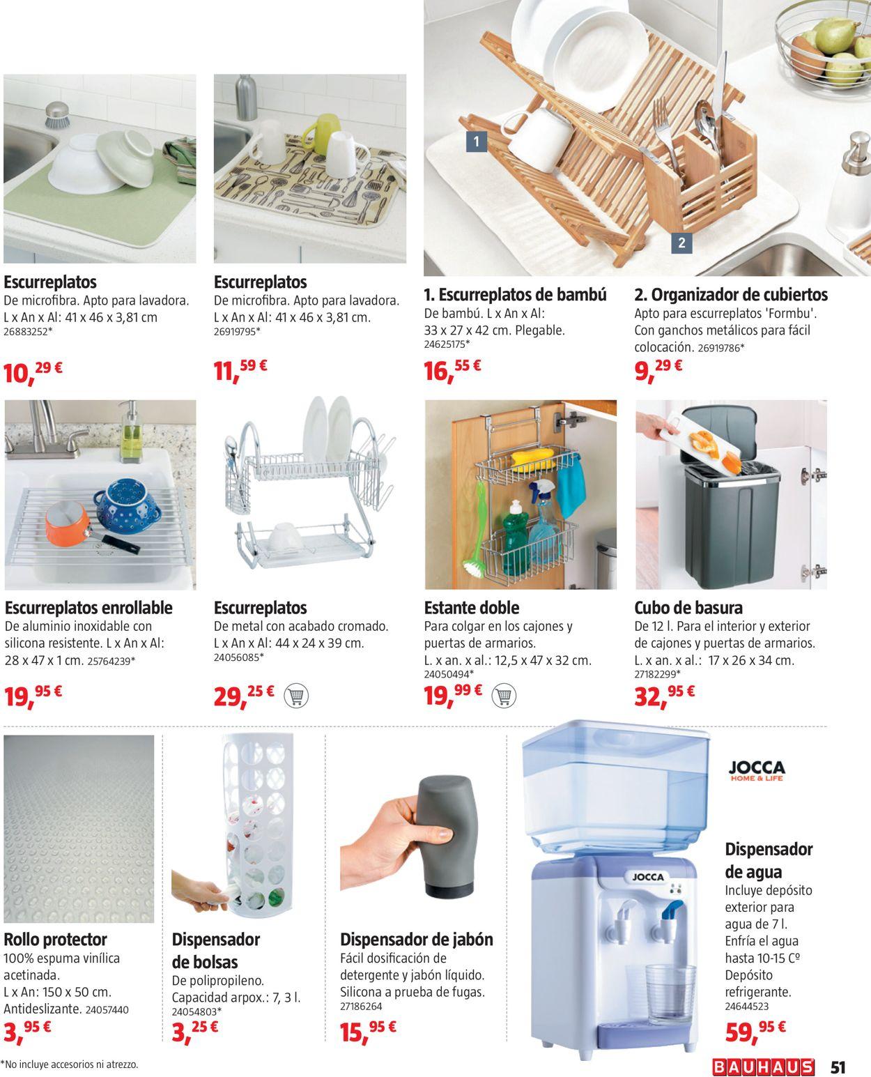 Bauhaus Folleto - 28.08-16.09.2020 (Página 51)
