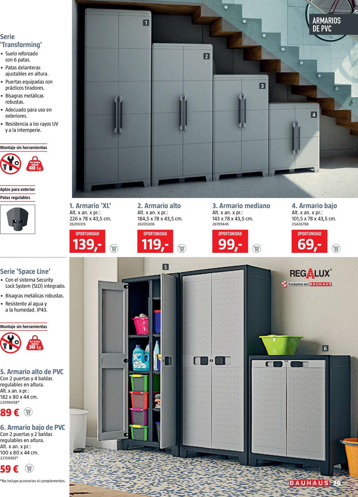 Bauhaus Folleto - 17.09-30.09.2020 (Página 29)