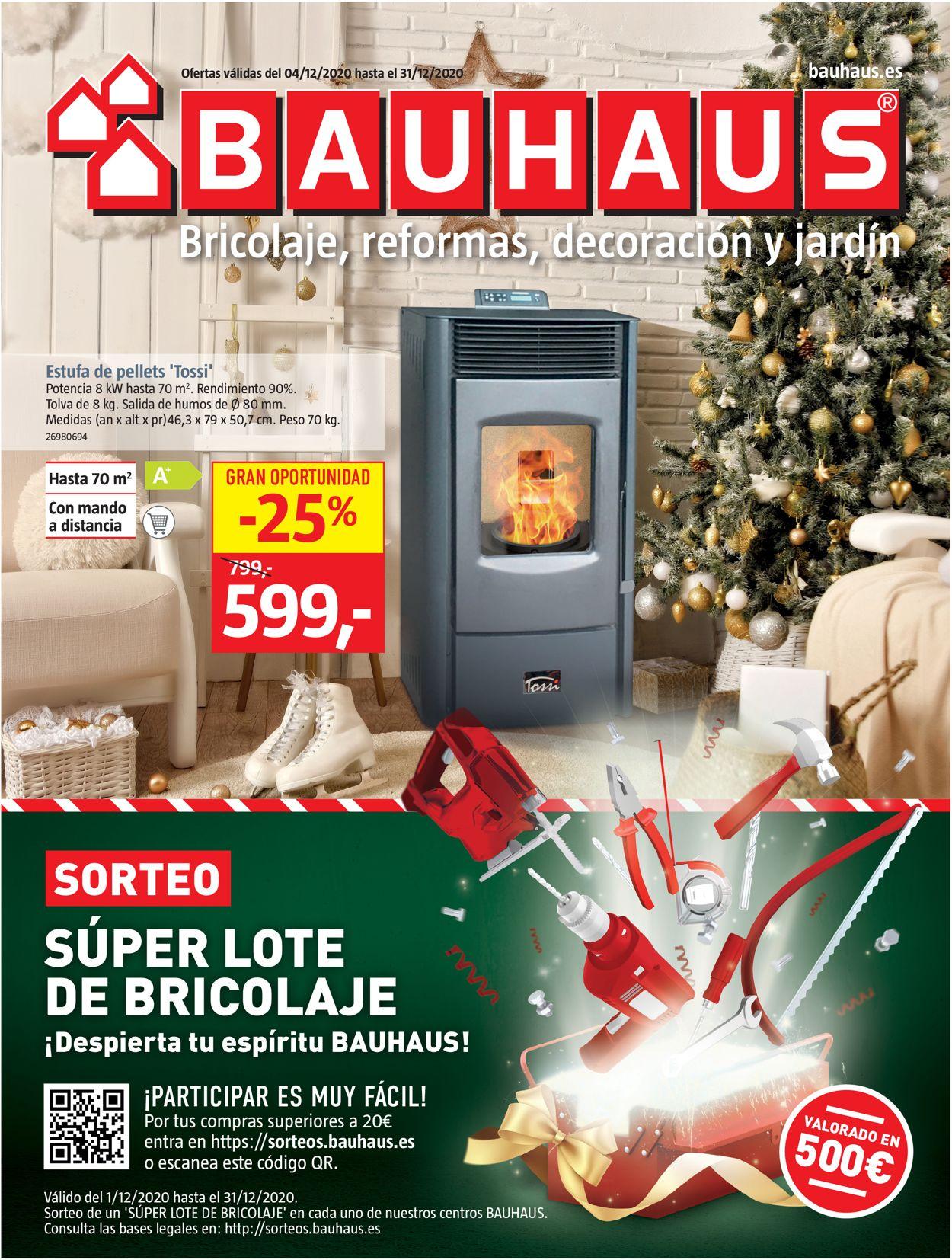 Bauhaus Folleto - 04.12-31.12.2020