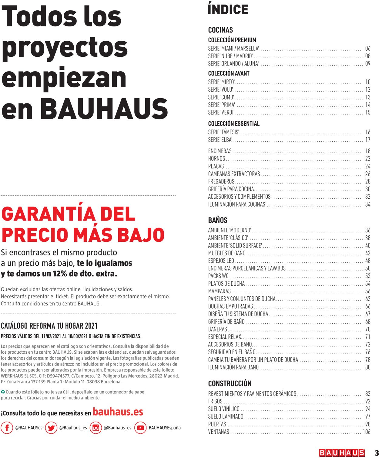 Bauhaus Folleto - 11.02-10.03.2021 (Página 3)
