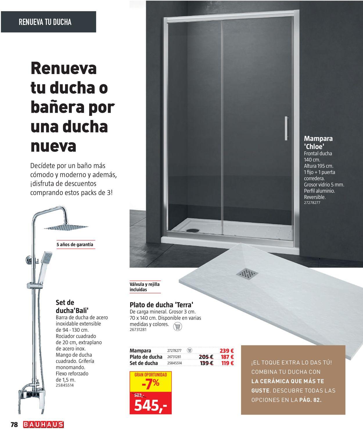 Bauhaus Folleto - 11.02-10.03.2021 (Página 78)