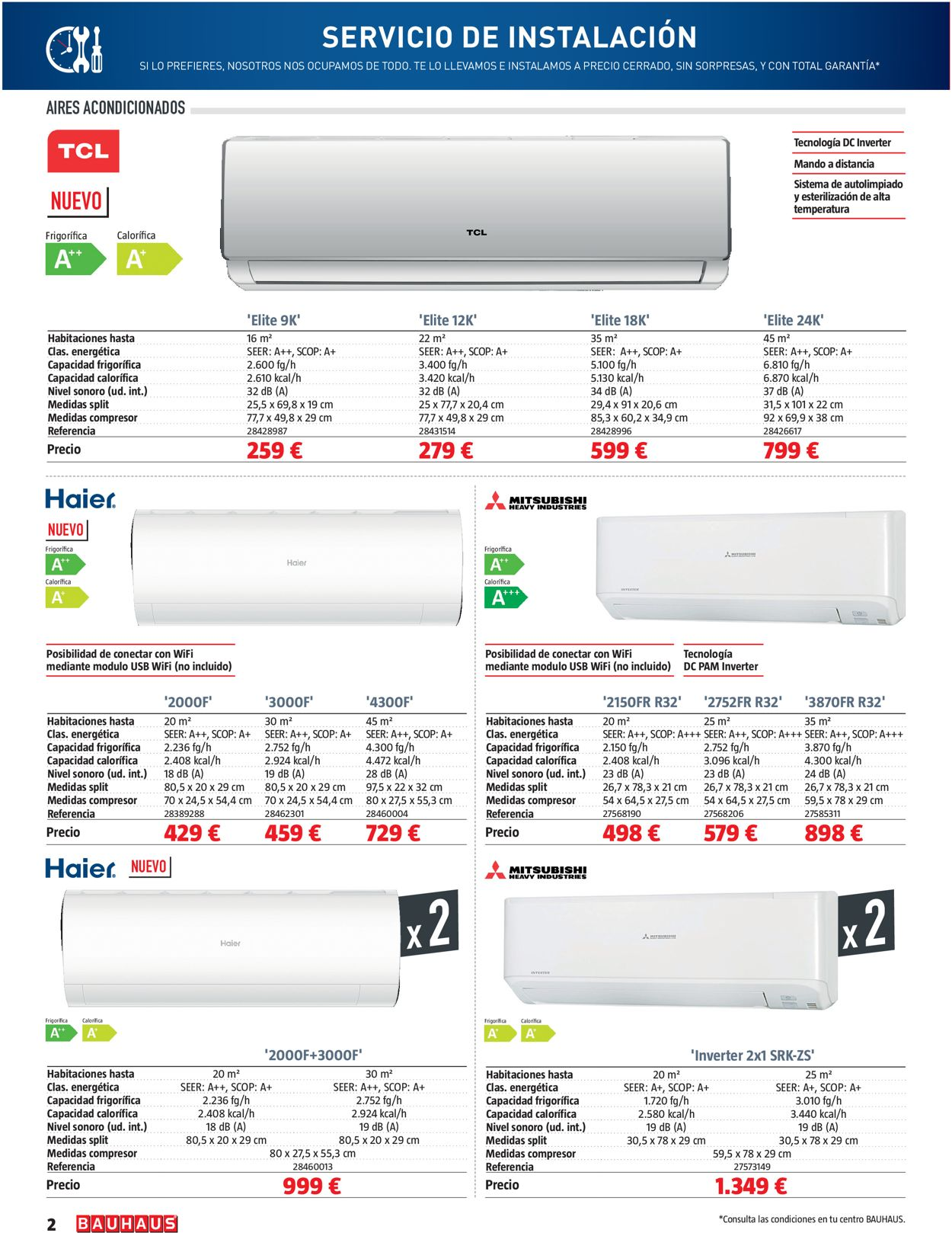 Bauhaus Folleto - 15.04-12.05.2021 (Página 2)