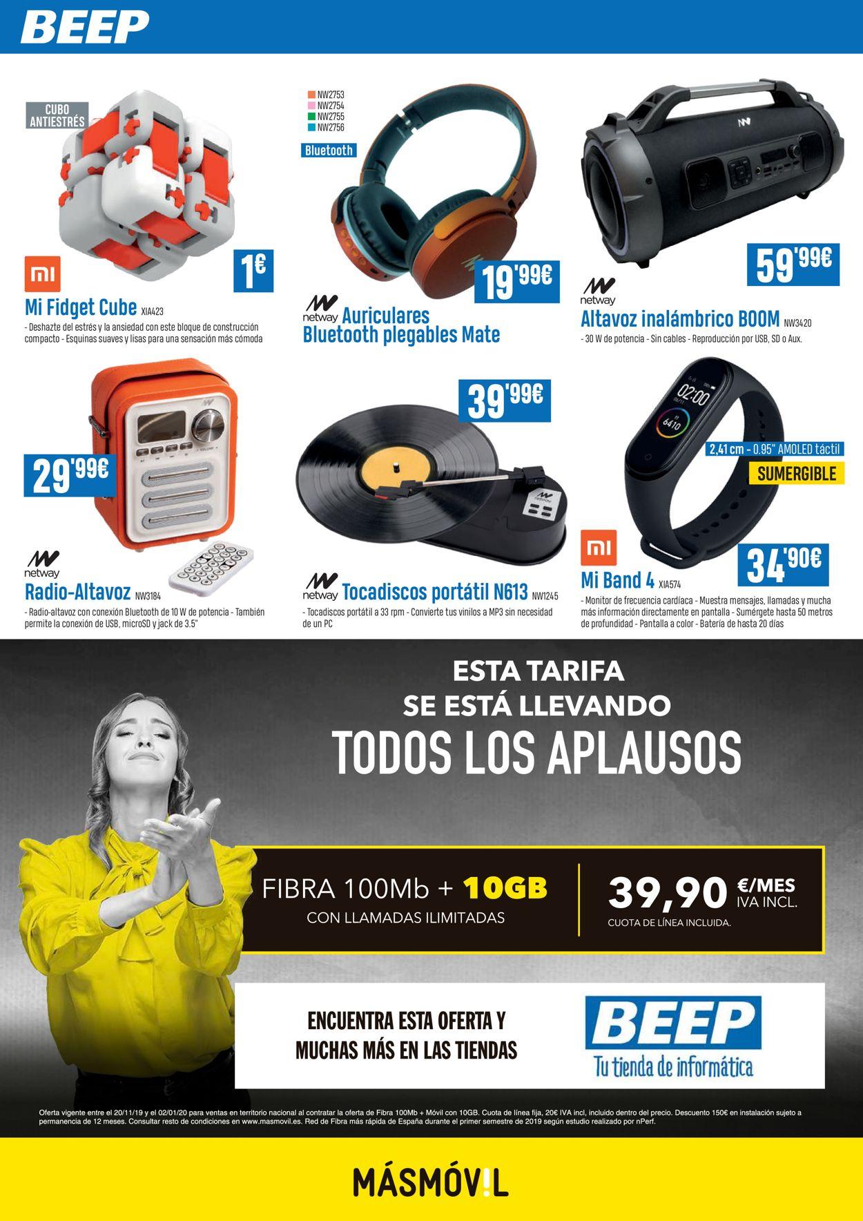 Beep Folleto - 10.12-06.01.2020 (Página 10)