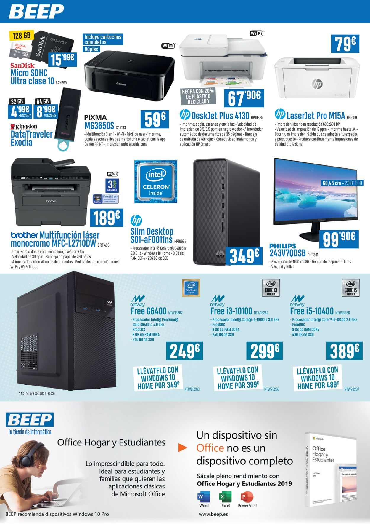 Beep Folleto - 01.11-30.11.2020 (Página 2)