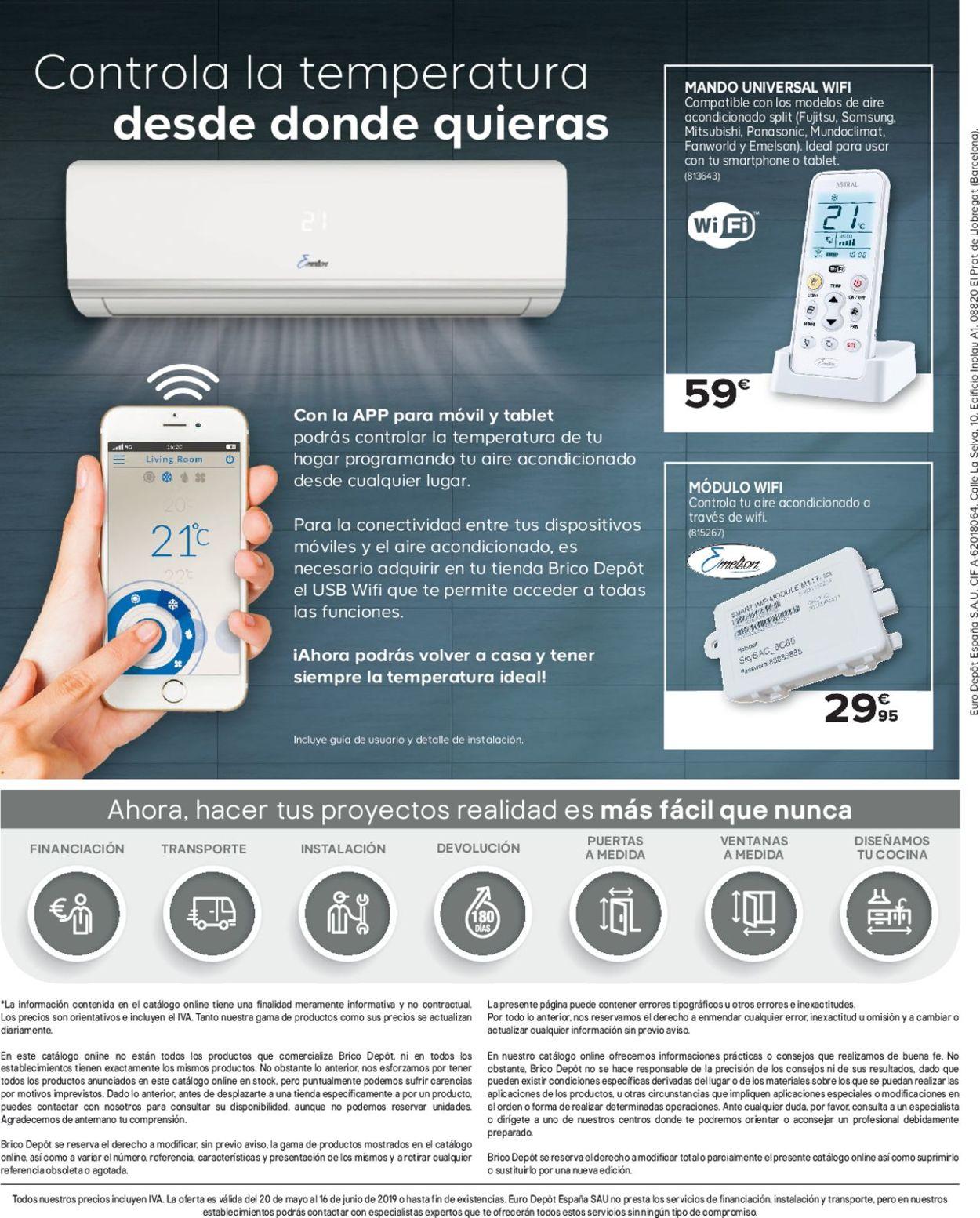 Brico Depôt Folleto - 20.05-31.07.2019 (Página 12)