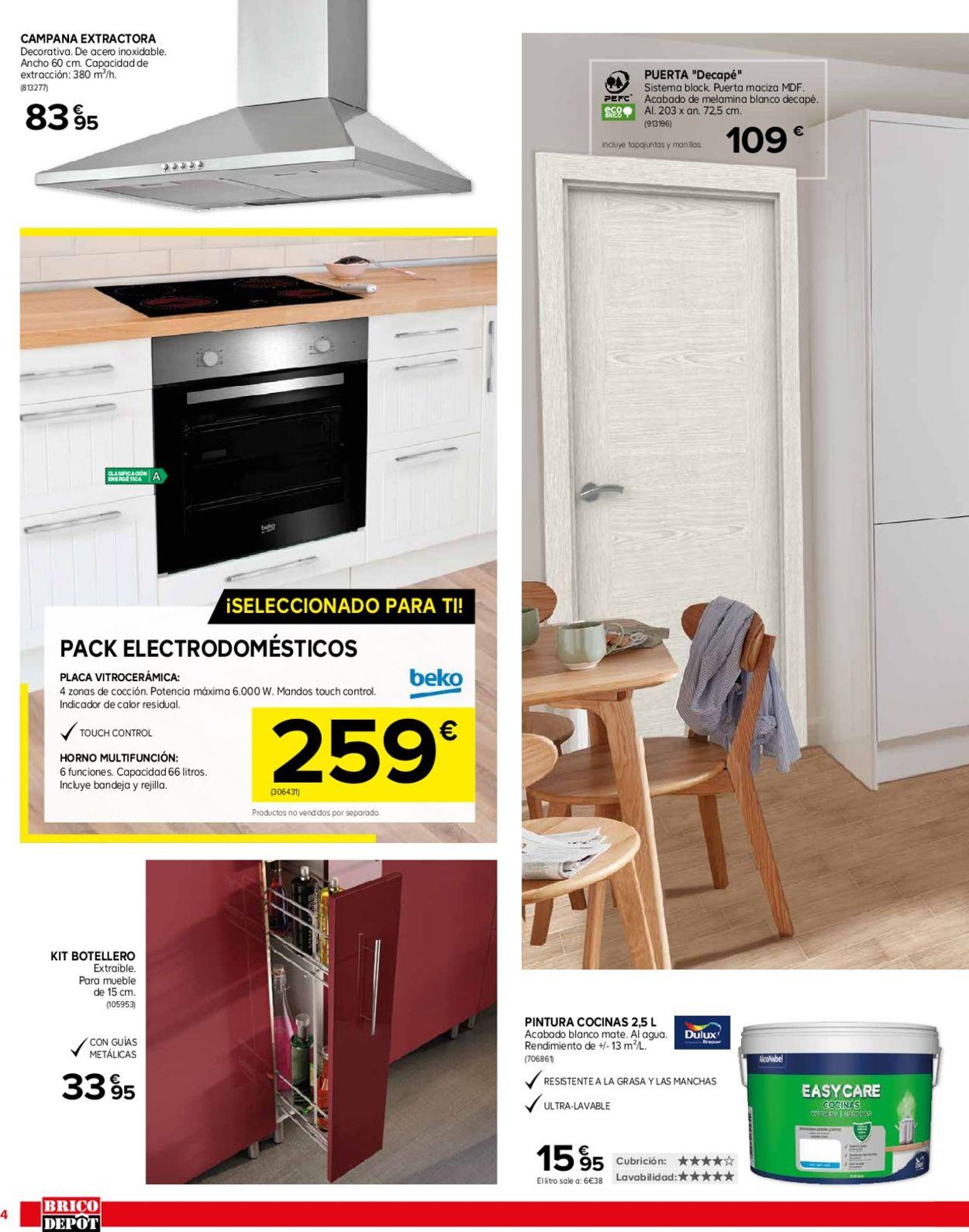 Brico Depôt Folleto - 26.07-04.08.2019 (Página 4)