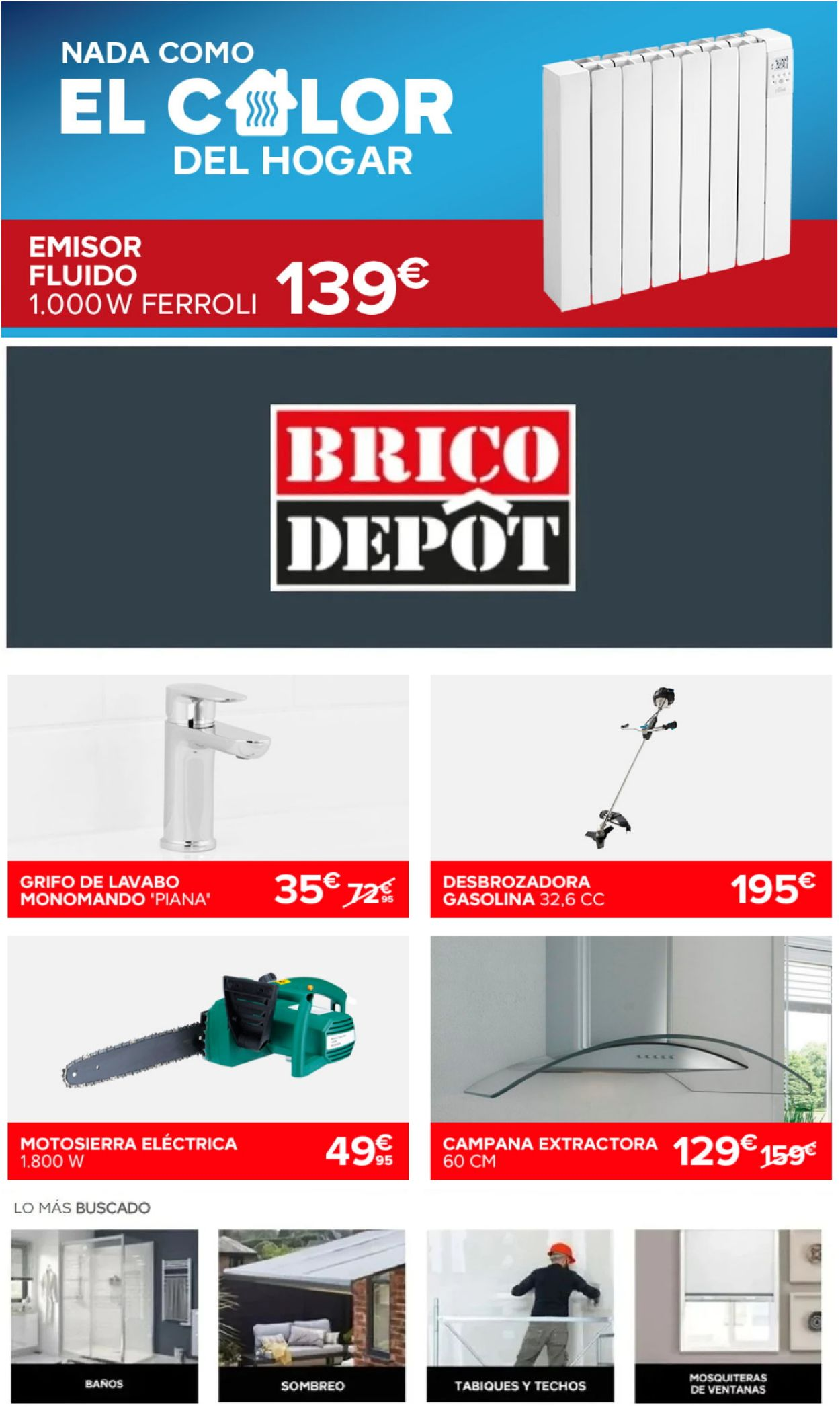Brico Depôt Folleto - 07.10-13.10.2020