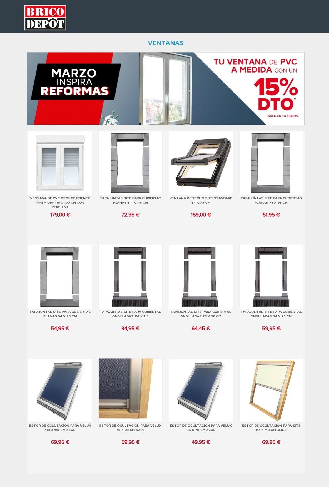 Brico Depôt Folleto - 03.03-09.03.2021 (Página 15)