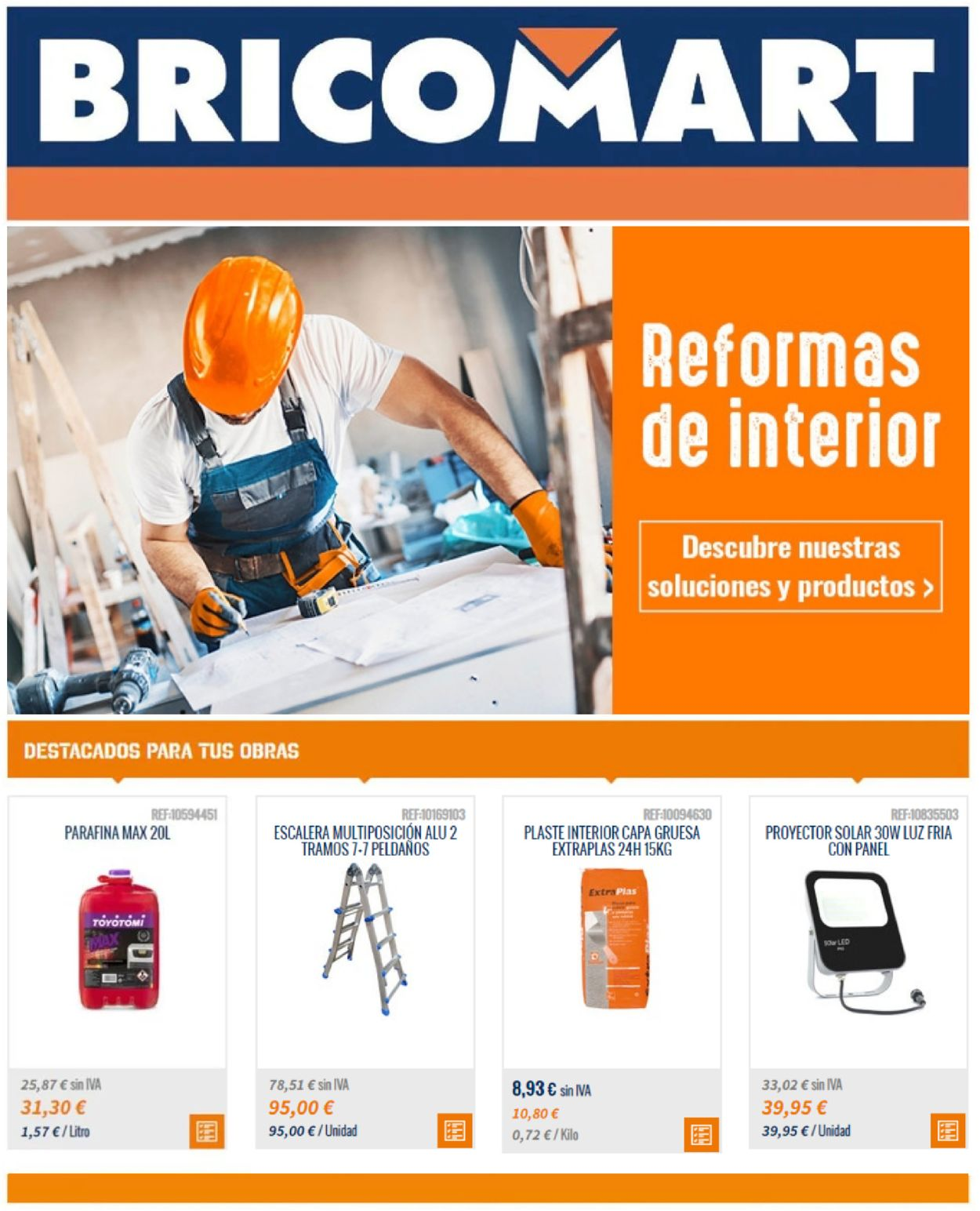 Bricomart Folleto - 28.01-03.02.2021