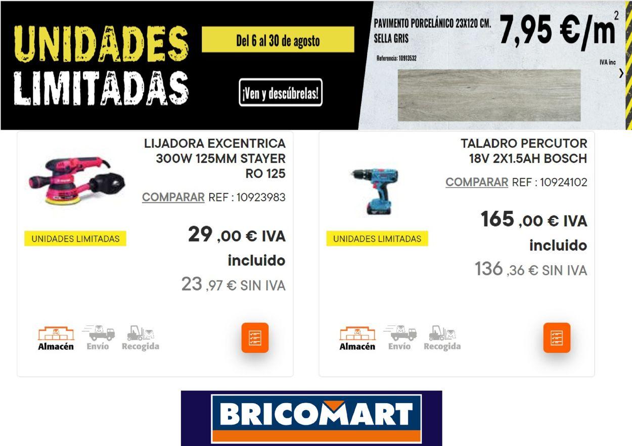 Bricomart Folleto - 12.08-18.08.2021