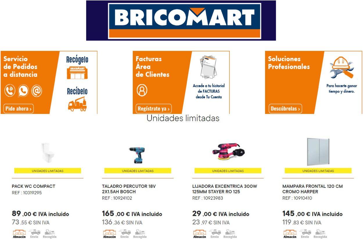 Bricomart Folleto - 19.08-25.08.2021