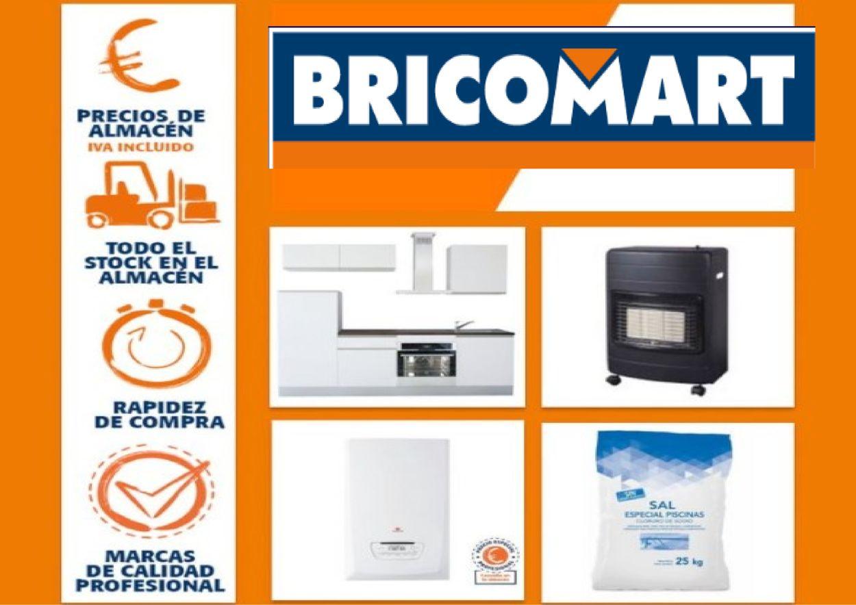 Bricomart Folleto - 25.08-31.08.2021