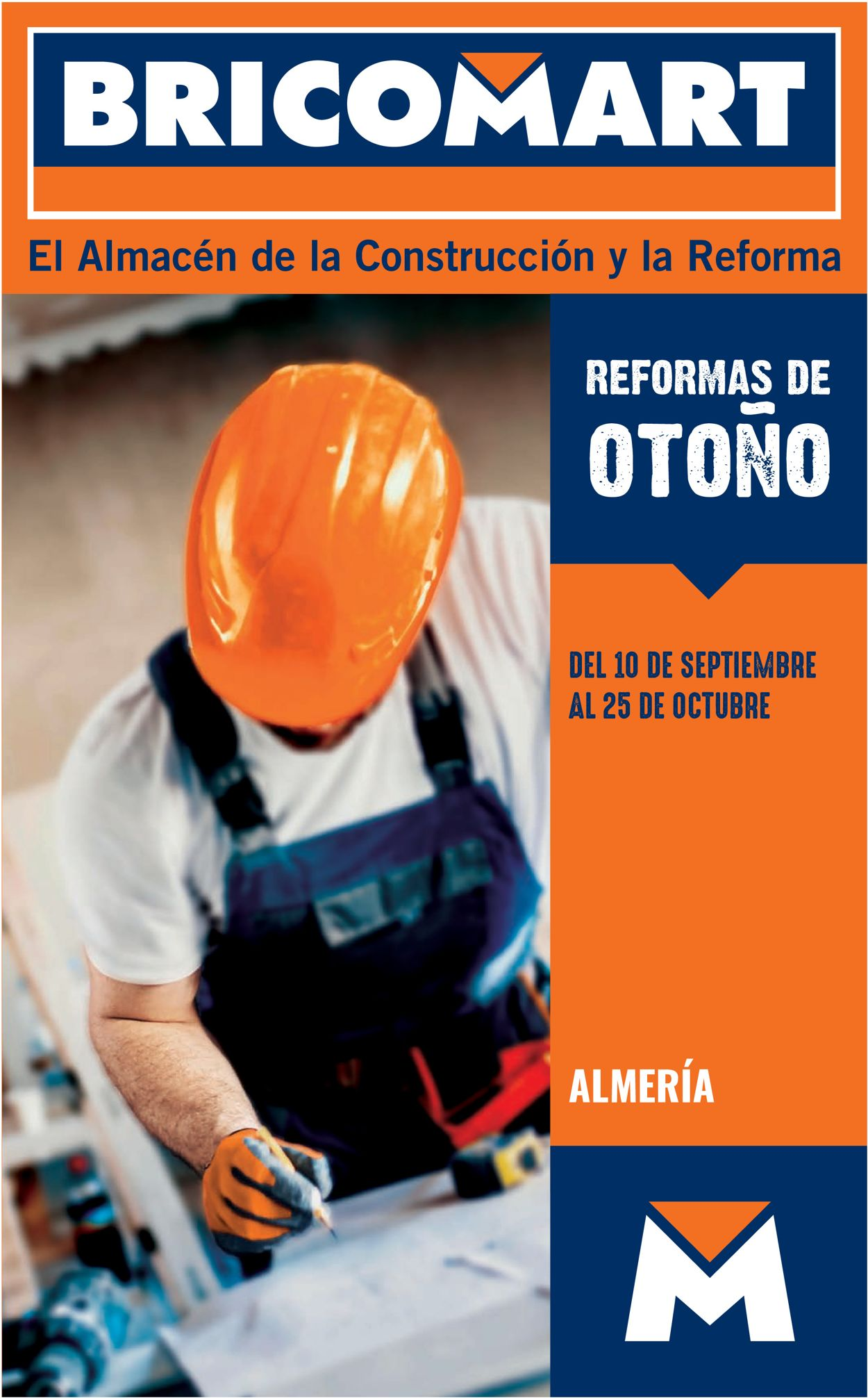 Bricomart Folleto - 10.09-25.10.2021