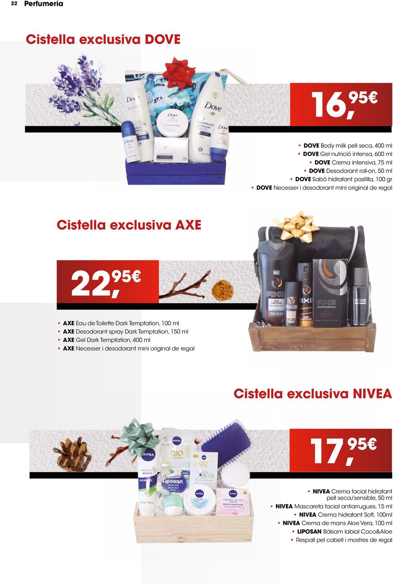 Caprabo Navidad 2020 Folleto - 03.12-06.01.2021 (Página 22)