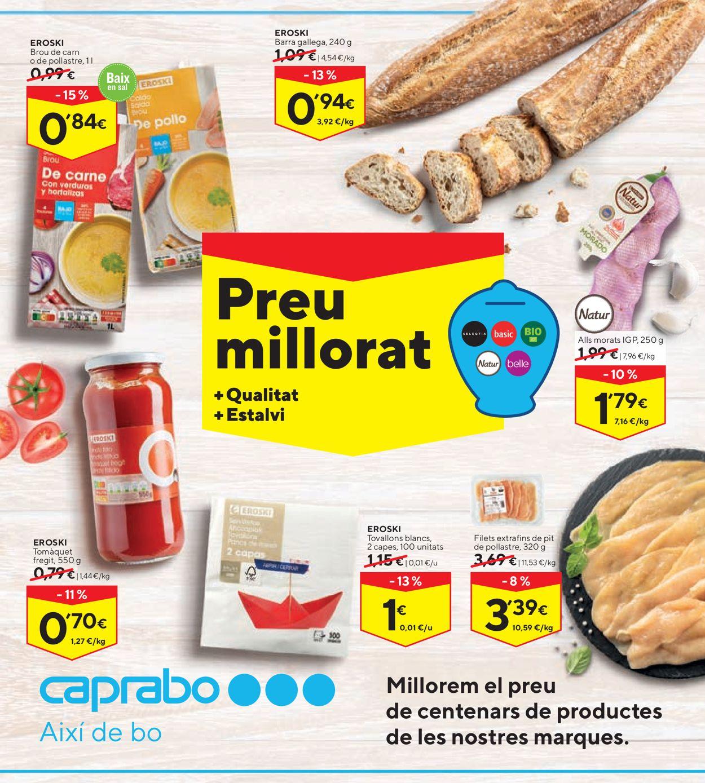 Caprabo Folleto - 08.06-16.06.2021