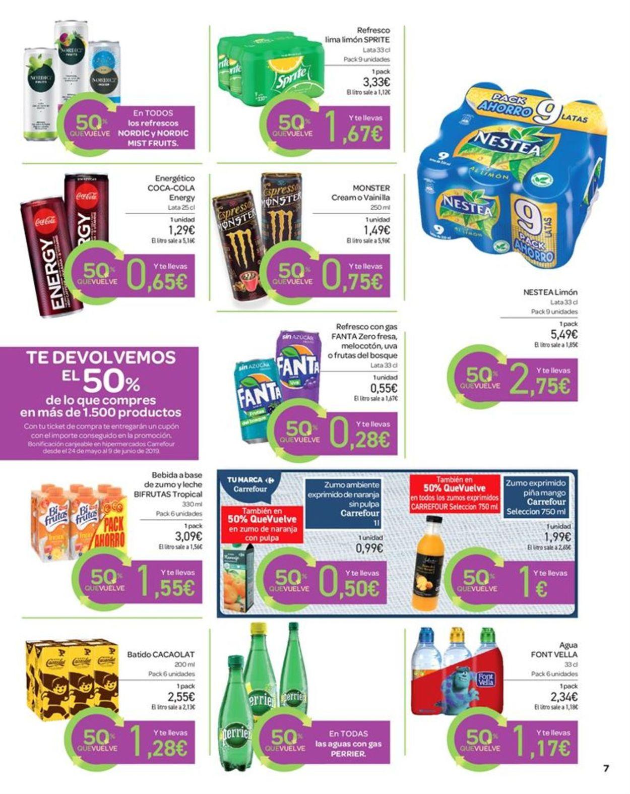 Carrefour Folleto - 10.05-23.05.2019 (Página 7)