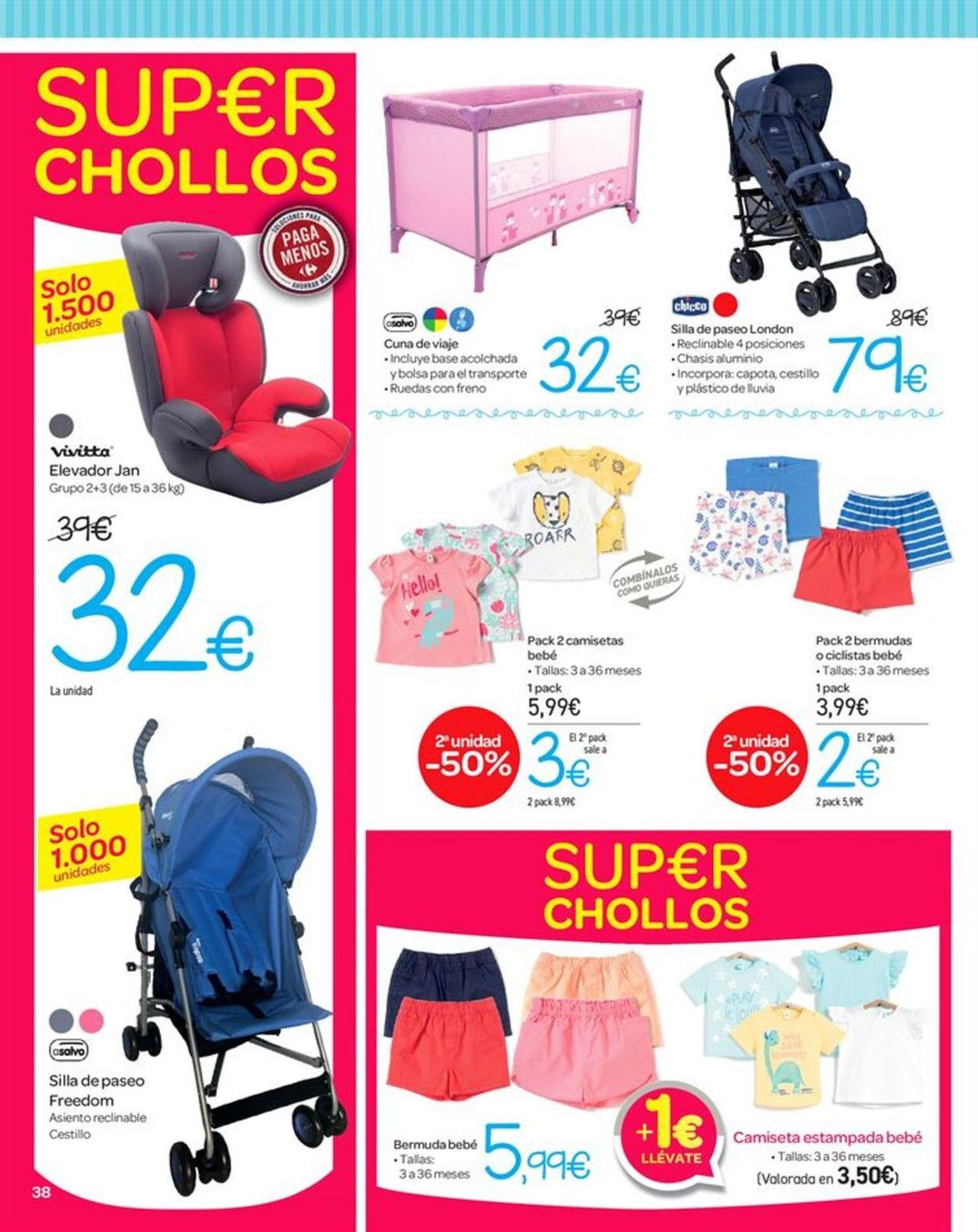 Carrefour Folleto - 10.05-23.05.2019 (Página 38)
