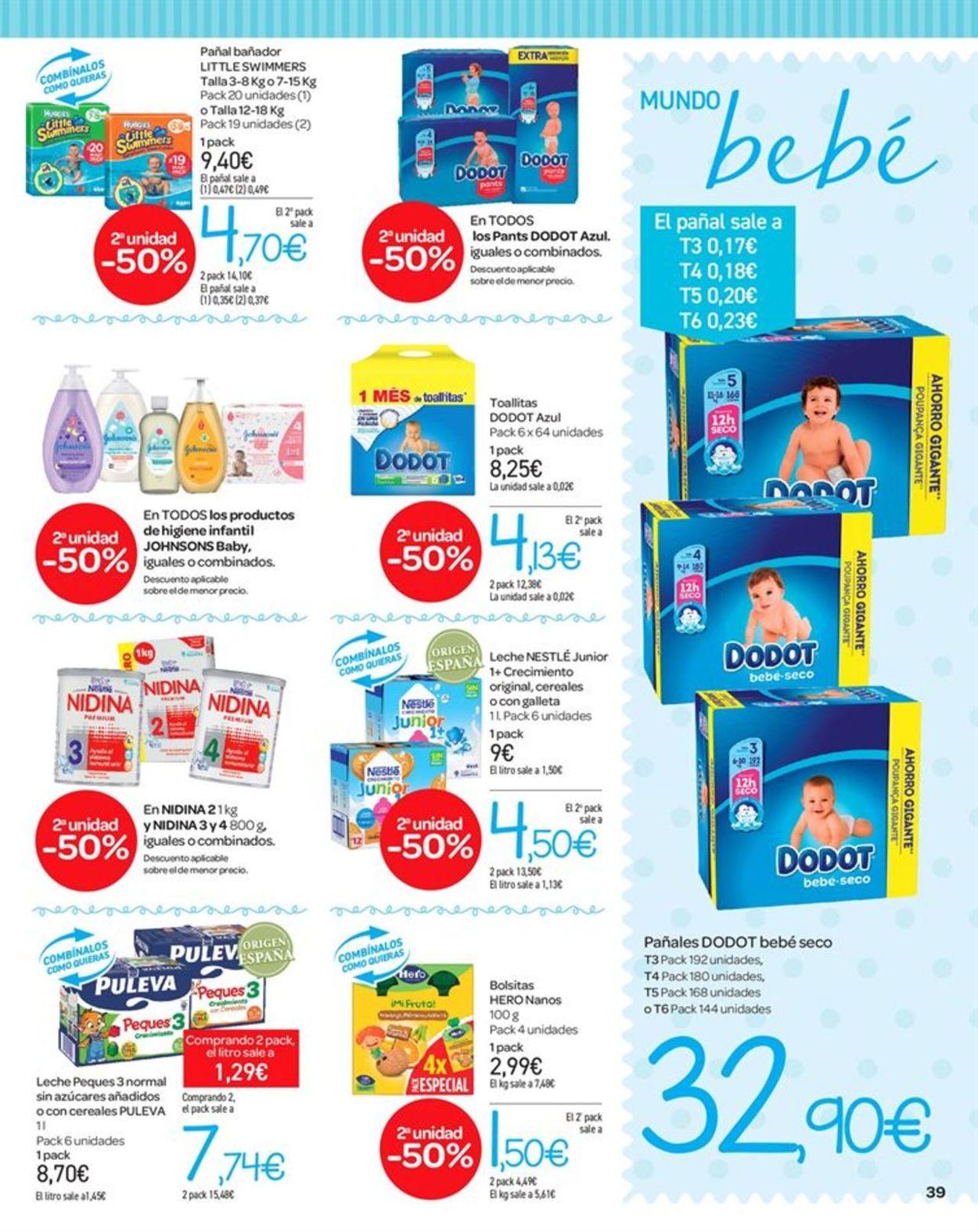 Carrefour Folleto - 10.05-23.05.2019 (Página 39)