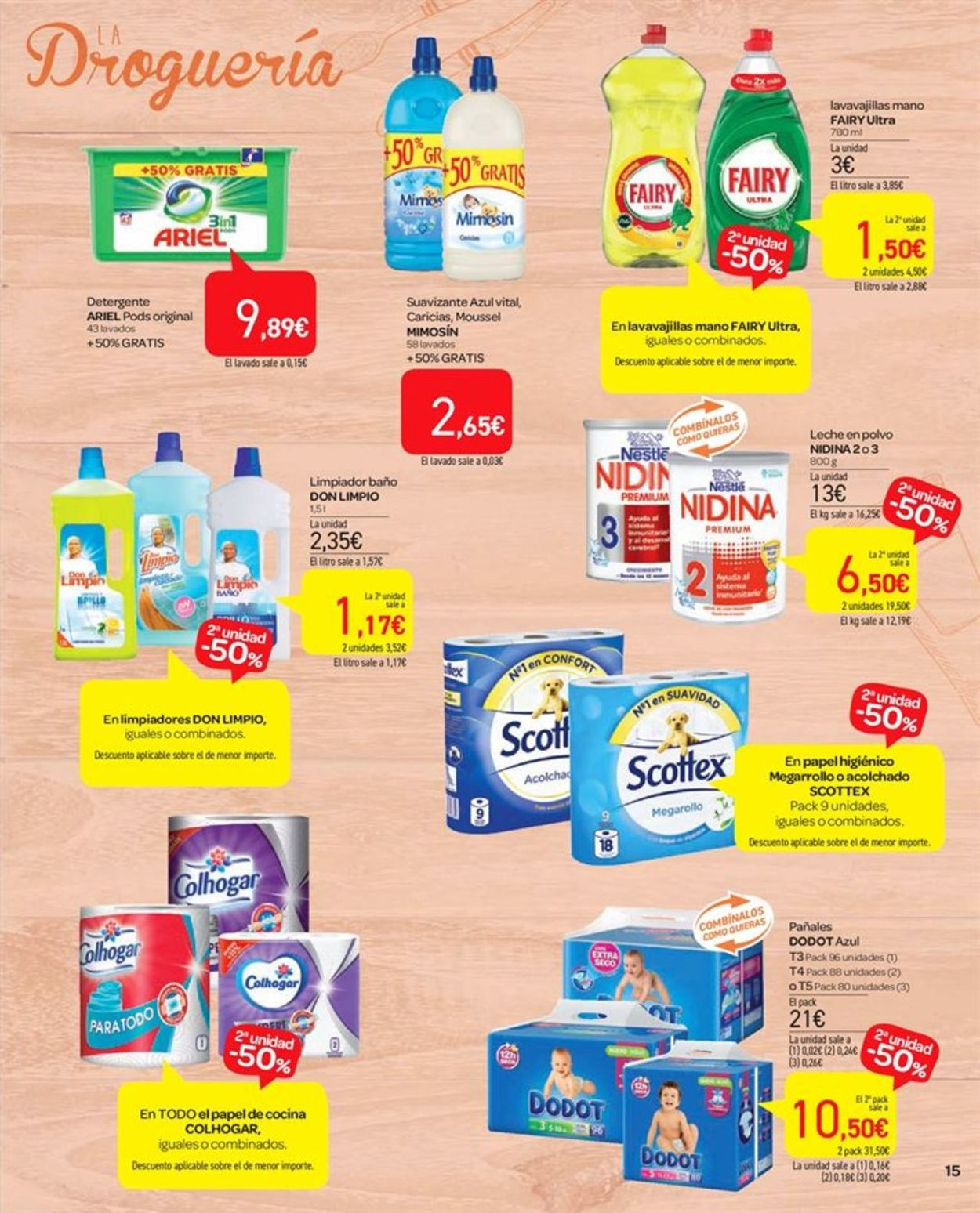 Carrefour Folleto - 10.05-21.05.2019 (Página 15)