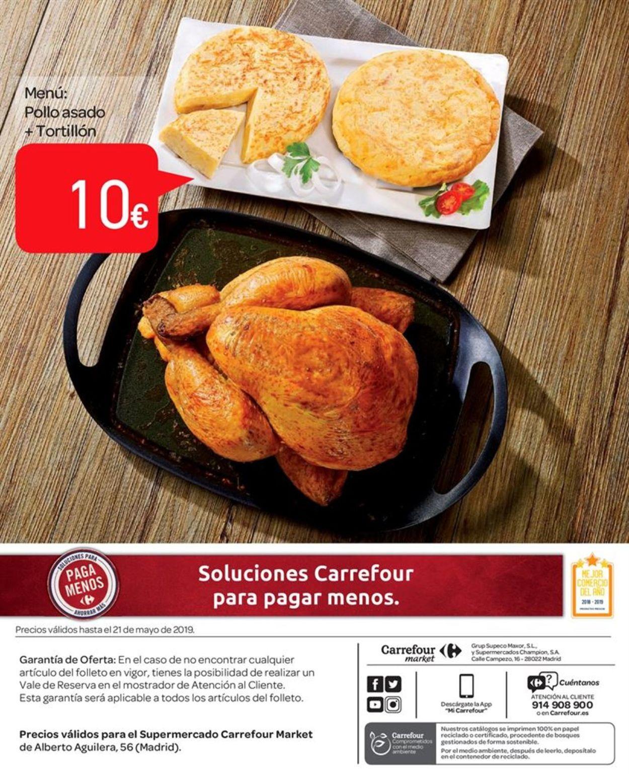 Carrefour Folleto - 10.05-21.05.2019 (Página 16)