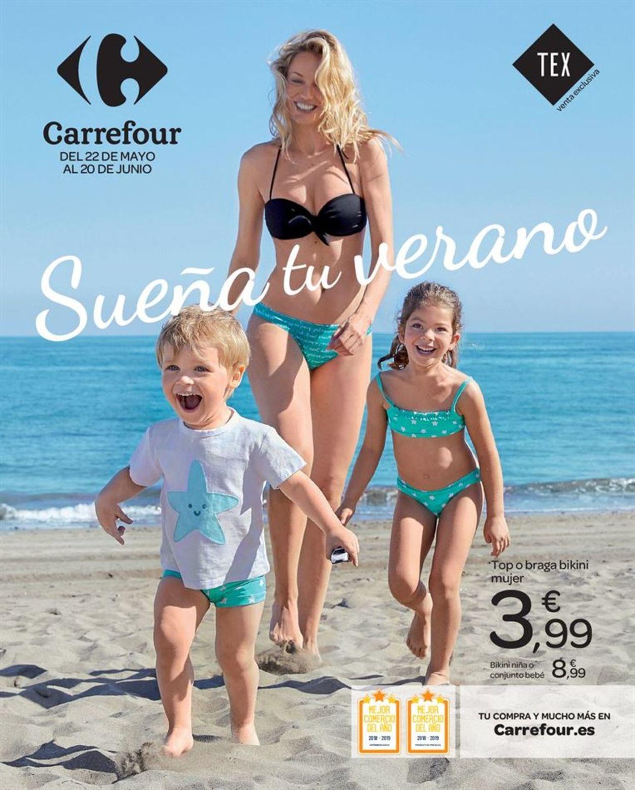 Carrefour Folleto - 22.05-20.06.2019