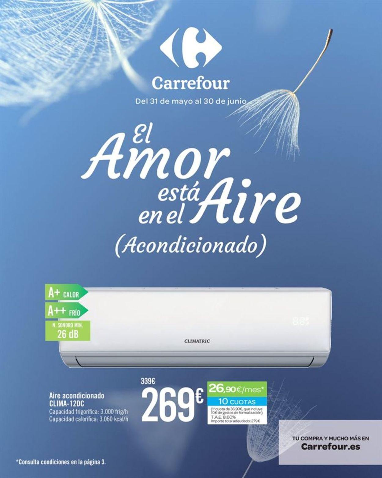 Carrefour Folleto - 31.05-30.06.2019