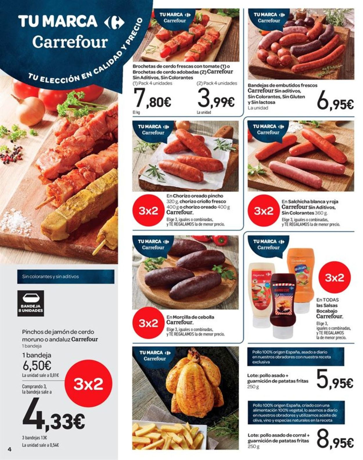 Carrefour Folleto - 04.06-11.06.2019 (Página 4)
