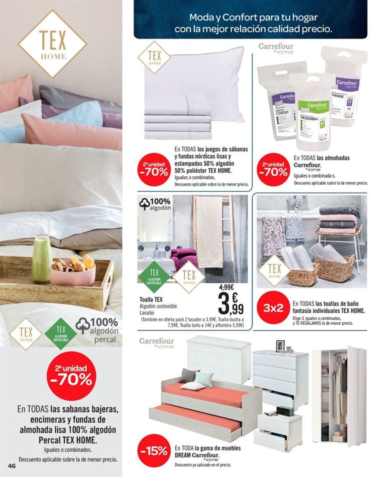 Carrefour Folleto - 04.06-11.06.2019 (Página 46)