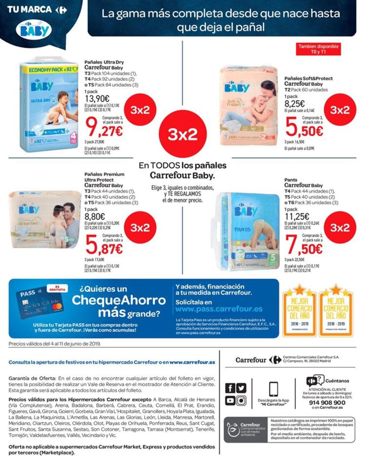 Carrefour Folleto - 04.06-11.06.2019 (Página 48)