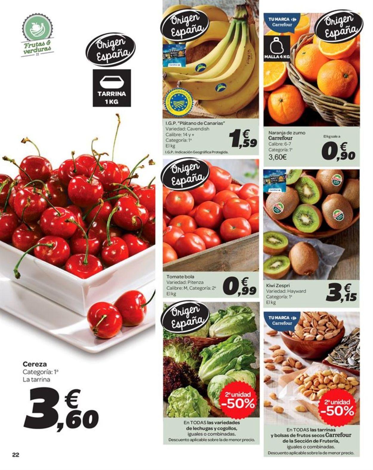 Carrefour Folleto - 12.06-20.06.2019 (Página 22)