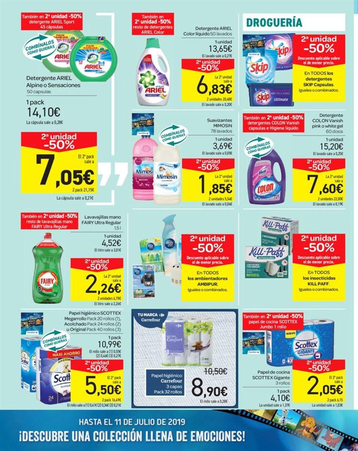 Carrefour Folleto - 12.06-20.06.2019 (Página 46)