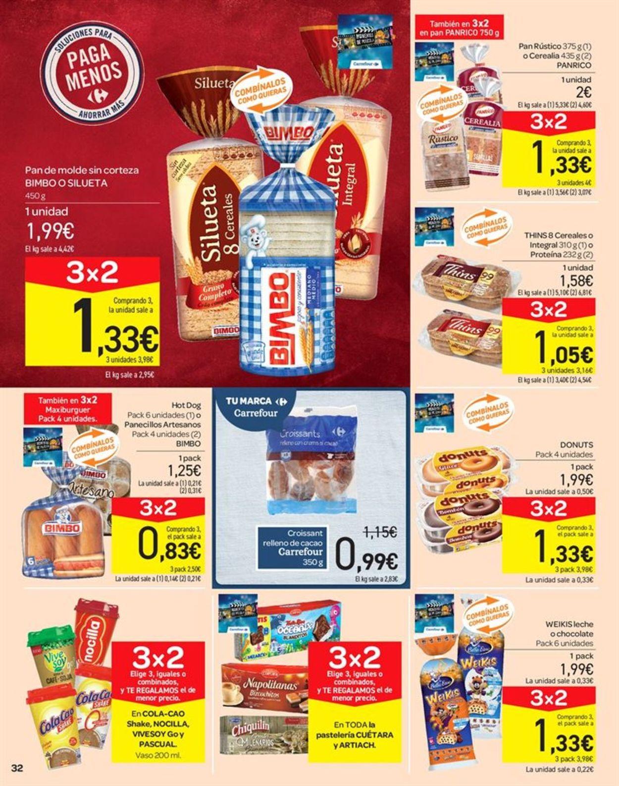Carrefour Folleto - 21.06-10.07.2019 (Página 32)